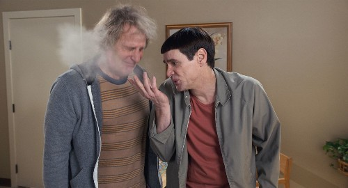 Box office: 'Dumb and Dumber To' edges out 'Big Hero 6' for No. 1 - Los Angeles Times
