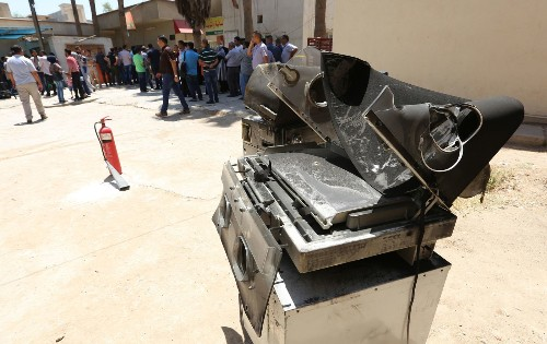 12 newborn babies killed in fire at maternity ward in Baghdad hospital - Los Angeles Times