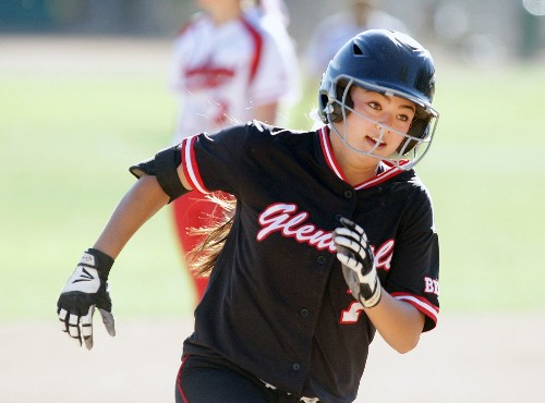 Glendale softball's Sammy Fabian has a 58-game hitting streak