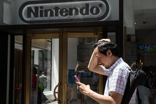 Nintendo stock tanks after 'Pokemon Go' investors realize company doesn't own game - Los Angeles Times