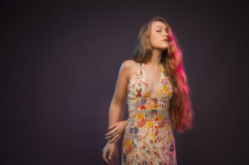 Joanna Newsom geeks out on the secret weapon of 'Divers' -- the mixing board