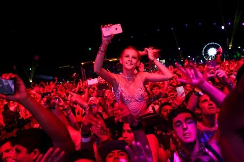 Coachella story on Snapchat garnered over 40 million views, CEO tweets
