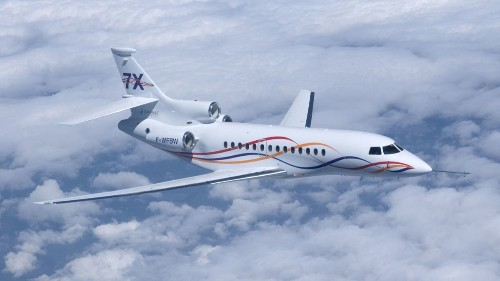 Luxury-jet market is so hot, even used planes are selling
