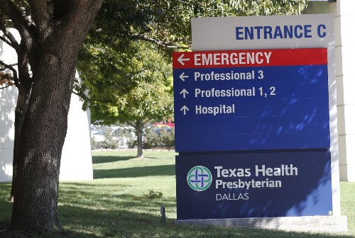 Dallas hospital treating Ebola patient acknowledges 'painful' days