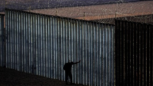 Experts skeptical that a Trump border wall would reduce human trafficking