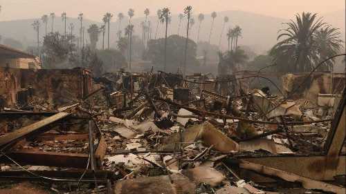 Big utilities are desperately trying to stick customers for the bills from California wildfires