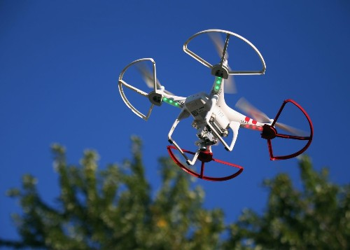 Drone pilot is grounded and must forfeit device after interfering with LAPD search