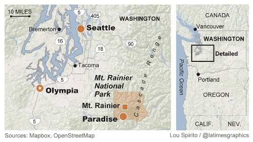 Mt. Rainier National Park readies for a wildflower spectacle