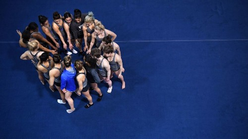 They meet again: UCLA and Oklahoma are favorites in gymnastics championships