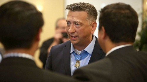 Medal of Honor recipient says not to underestimate millennials in the military