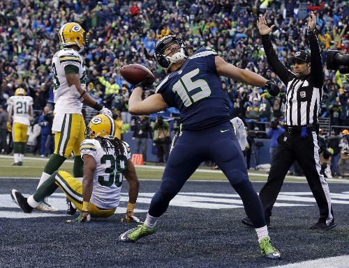 Seahawks beat Packers, 28-22, in overtime of NFC championship game