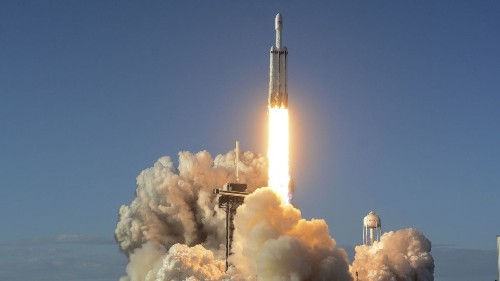 SpaceX hopes to impress the Air Force with its 'most difficult launch ever'