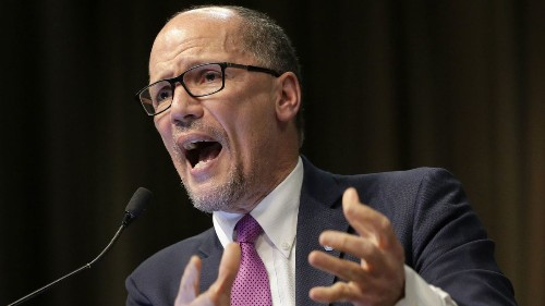 As first debate nears, Democratic National Committee is still wrestling with demons of 2016