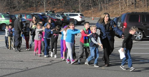 Sandy Hook report avoids naming killer, omits his mother from victims list - Los Angeles Times