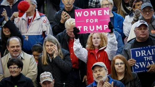 Will there be any Republican women left after Trump's presidency? - Los Angeles Times