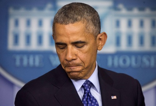 Obama: U.S. cannot solve Iraq's problems alone
