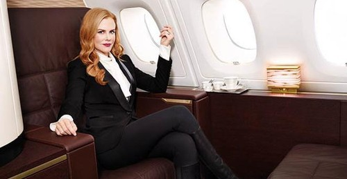 Actress Nicole Kidman takes heat from flight attendants over her latest role - Los Angeles Times