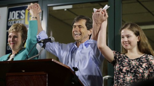 Former congressman Joe Sestak launches 2020 presidential campaign
