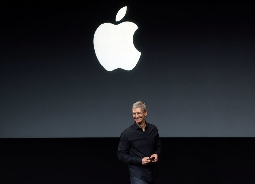 Apple's Tim Cook gets feisty, funny and fiery at shareholders meeting