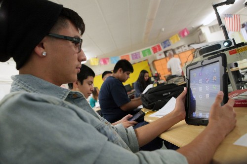 SEC opens informal inquiry into L.A. Unified iPad project