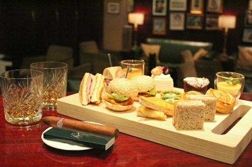 Pass the Wagyu sliders: London hotel to start gentlemen's afternoon tea