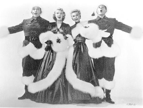 'White Christmas' kicks off 60th anniversary with Blu-ray edition - Los Angeles Times