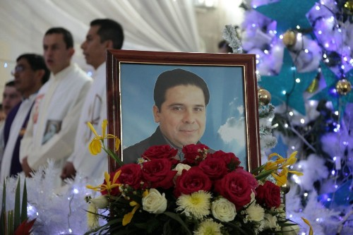 Third priest killed this year in Mexico's Guerrero state - Los Angeles Times