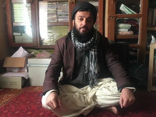 Afghanistan's ancient Sufi order shocked by deadly attack