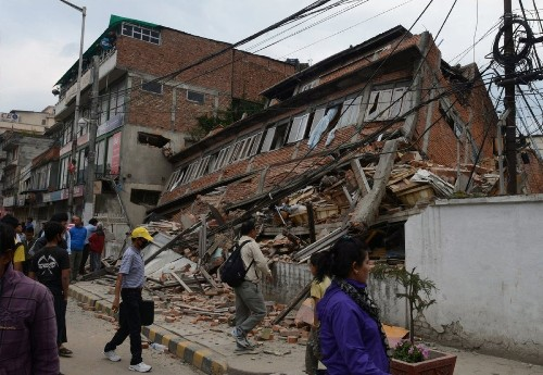 Deadly Nepal earthquake was not the 'Big One,' scientists say