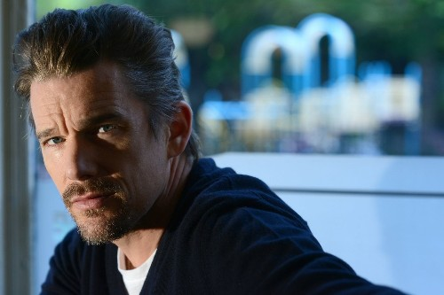 Ethan Hawke on life, films and experimenting