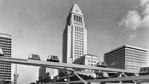 The long, tortured journey to bring rail back to Los Angeles - Los Angeles Times