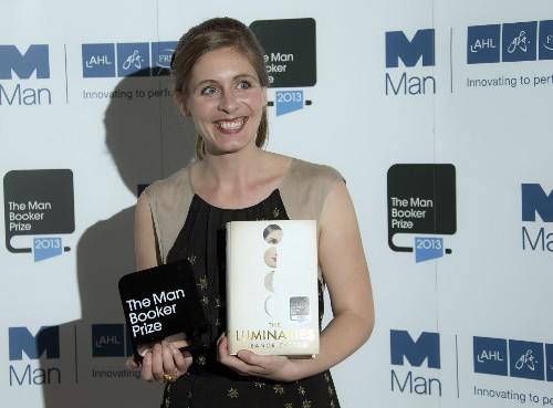Man Booker Prize winner Eleanor Catton targets literary sexism - Los Angeles Times