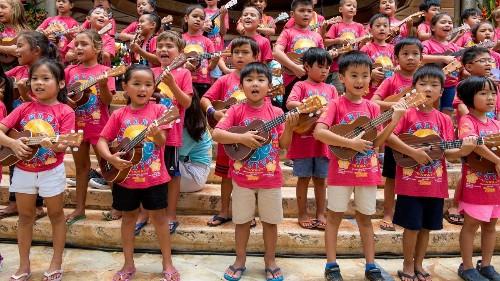 Ukulele heaven: Honolulu festivals to honor islands' most popular instrument