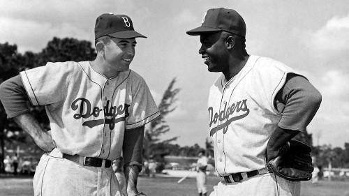 Ransom 'Randy' Jackson, the oldest Dodger and last to homer for Brooklyn, dies at 93