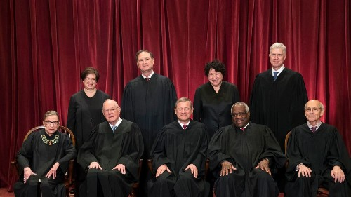 Decision time: Some of the Supreme Court's notable rulings this year - Los Angeles Times