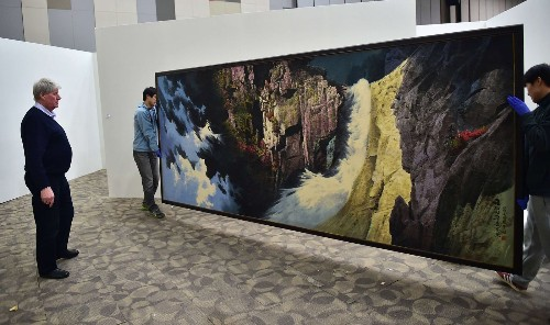 South Korea's 'Hidden Treasures' shows another side of North Korea art - Los Angeles Times