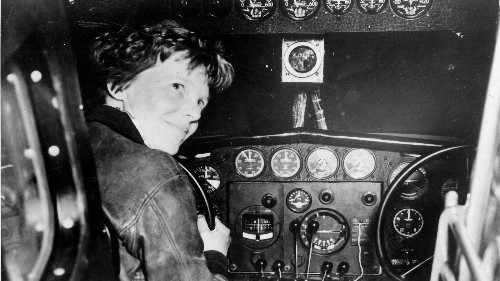 Amelia Earhart found! Great for science, but sad news for mystery buffs