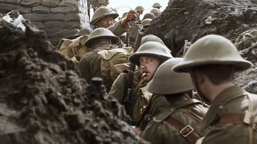 Review: Peter Jackson's documentary 'They Shall Not Grow Old' brings WWI footage to life - Los Angeles Times