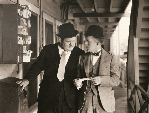 Hal Roach's film legacy explored in Hollywood Museum exhibition - Los Angeles Times