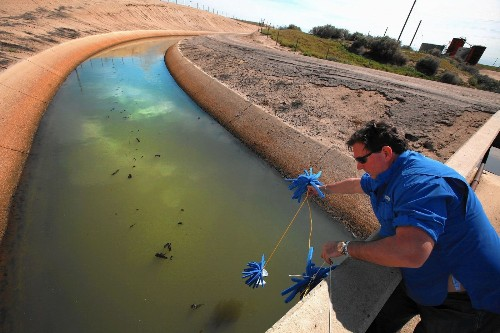 Recycled oil field wastewater is clean, Chevron test results show