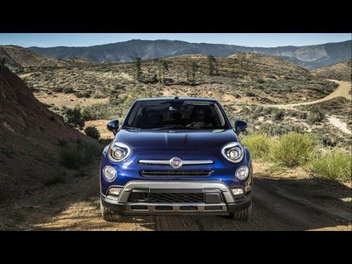 Review: In Fiat 500X's lineup, stick with the all-wheel-drive option