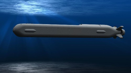 The Navy is starting to put up real money for robot submarines