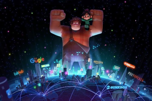 'Wreck-It Ralph' will leave the arcade and wreck the Internet in 2018