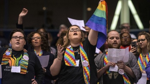 United Methodists edge toward schism over LGBT policies