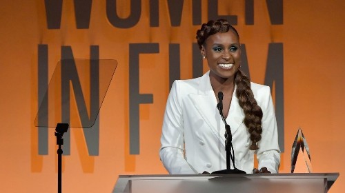 At Women in Film gala, Issa Rae gave the most hilarious, arrogant speech