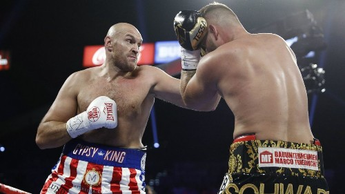 Could Tyson Fury be the next dominant force in heavyweight boxing?