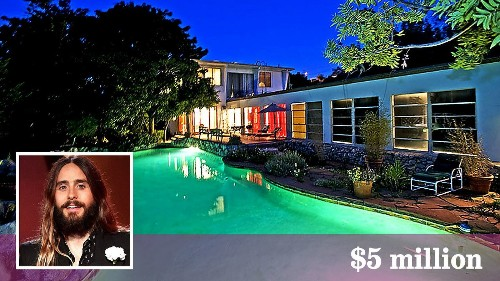Hot Property: Jared Leto eyes a prize in Hollywood Hills West