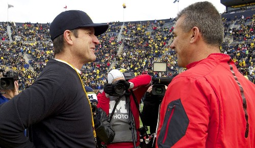 Ohio State and Michigan poised to rule Big Ten, but don't tell Michigan State or Iowa - Los Angeles Times