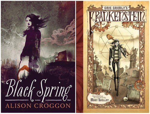 Two 19th century Gothic classics get Goth YA makeovers