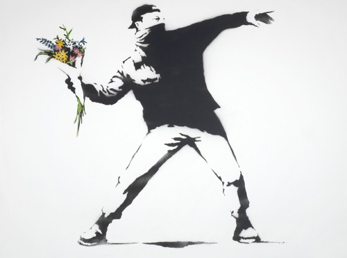 Famed Banksy mural could sell for $150,000 at auction